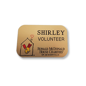 Engraved-Plastic-Nametags-Ronald-McDonald-House-Charities-of-Jacksonville