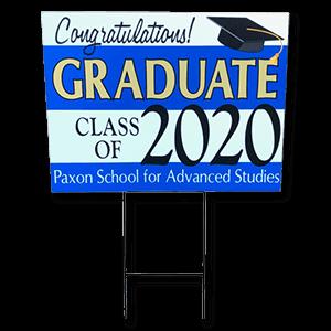 Graduation-Yard-Sign