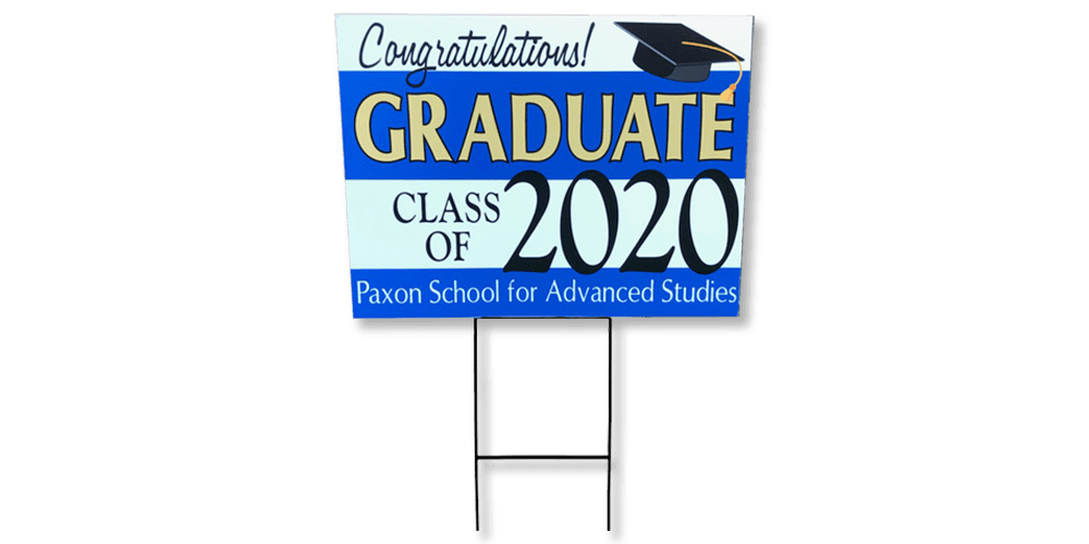 Yard-Sign-Graduation-Sign